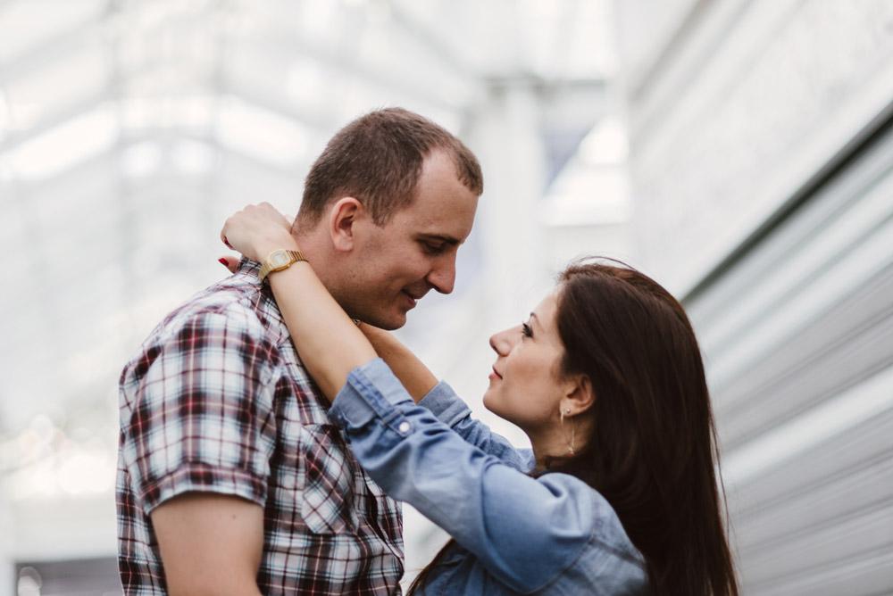 prewedding gasometro testaccio foto matrimonio