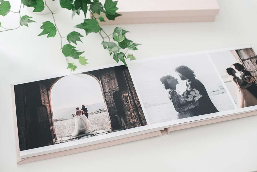 album matrimonio fotolibro fine art