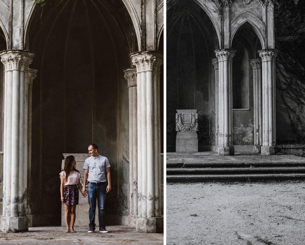 prewedding testaccio foto matrimonio colosseo